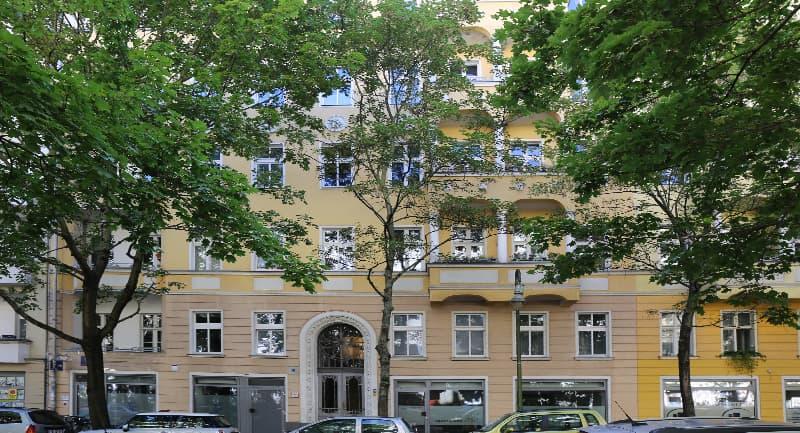 Referenz - Miethausverwaltung - Ahlbeckerstrasse