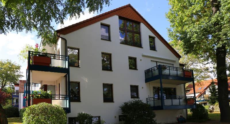 Referenz - Miethausverwaltung - Dorfaue, Zeuthen